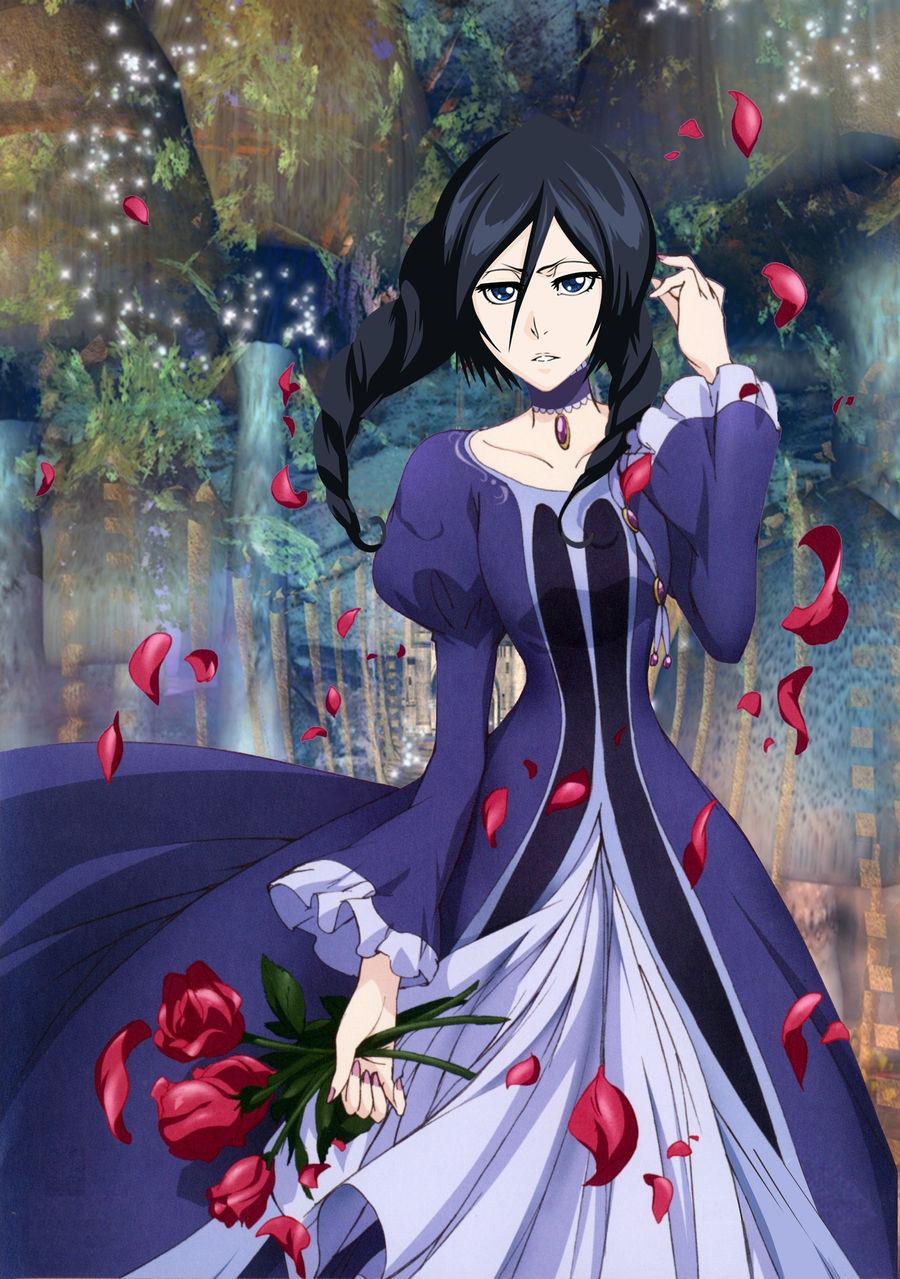 Rukia style elegance