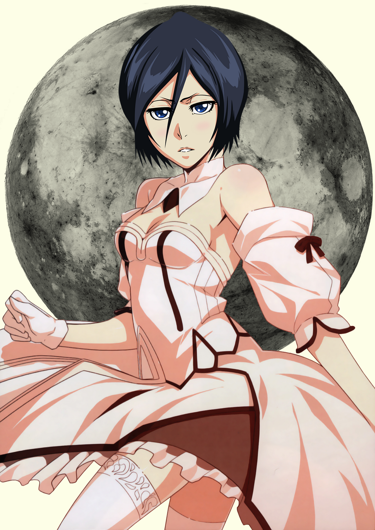 Rukia by Narusailor