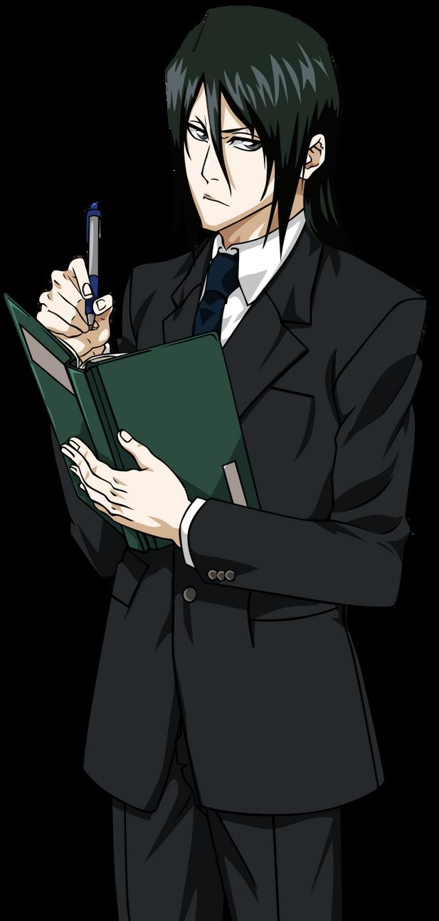 Byakuya Teacher by Narusailor on DeviantArt