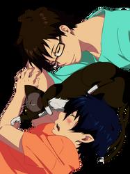 Sleep by Narusailor