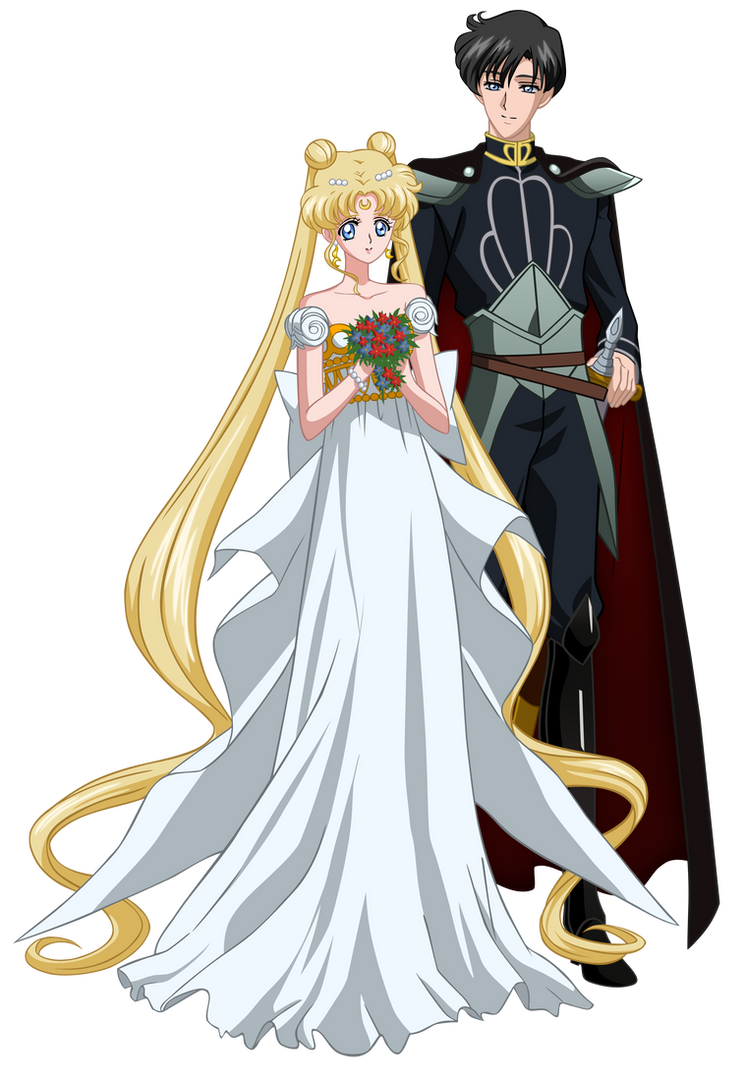 Serenity and Endimion by Narusailor
