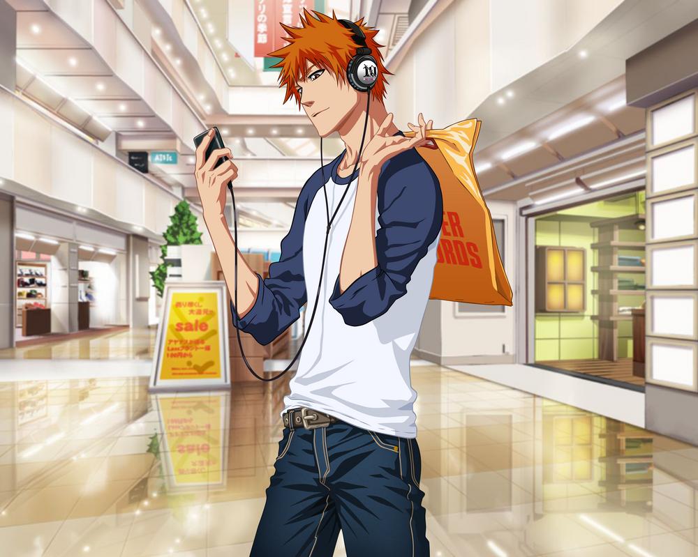 Ichigo Goes Shopping By Narusailor On DeviantArt