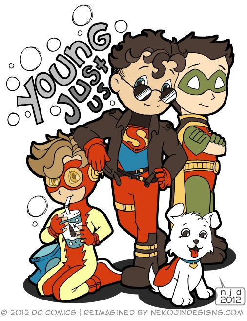 Young Justice - BFF