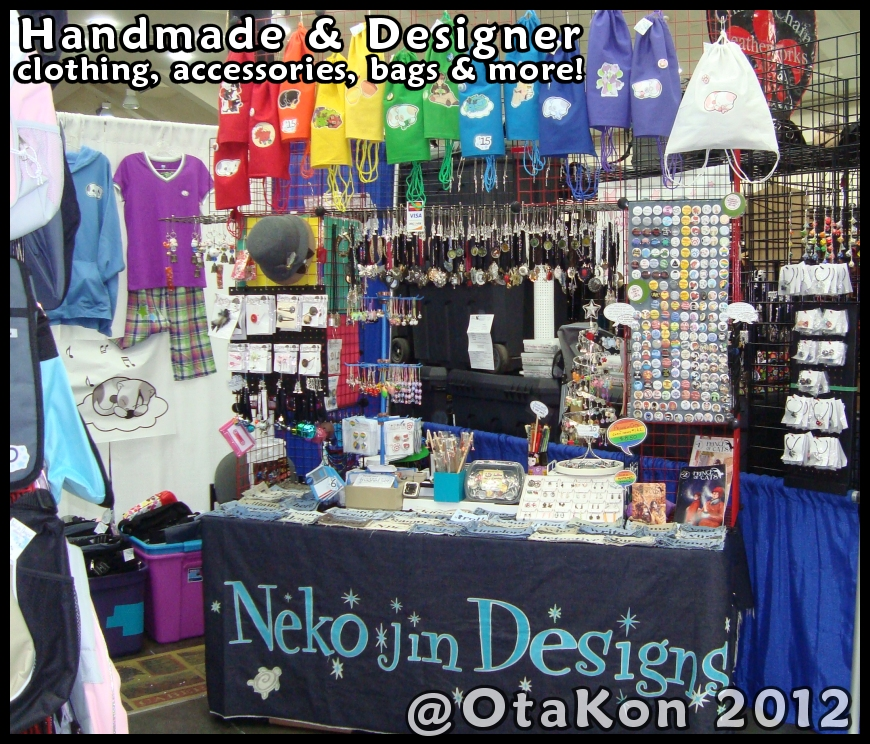 OtaKon 2012 by nekojindesigns