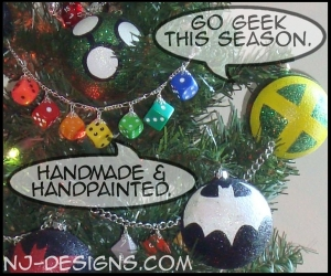 Go GEEK This Season! by nekojindesigns