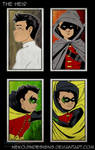 The Heir - Damian Wayne