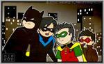 Gotham Surprise by nekojindesigns