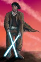 Jedi by trg-art