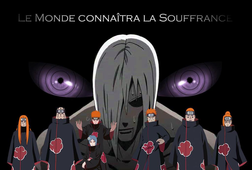 Top 7 de vos meilleurs méchants de manga/anime Nagato___the_world_will_know_the_pain_by_rafl1fect-d5u5shk