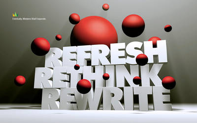 Refresh by arrivesatten