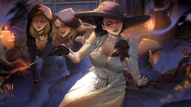Resident Evil 8: Village | Lady Dimitrescu