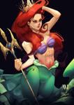 MerMay 2021 | Ariel by NicoMelba