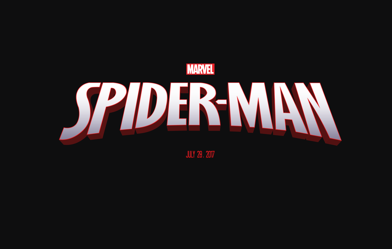 Movie Logo Marvel 39 S Spider Man By Alvaria Eleven