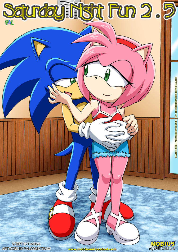 Pin by darrylcloudled on No | Sonic and amy, Amy rose