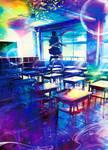 cover art by ASOKO NO SEKI by YUSUKE YAMADA