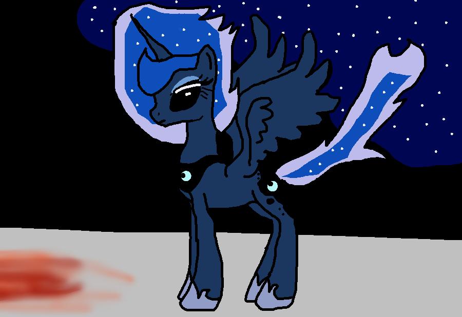 Mlp Fim Princess Luna ...