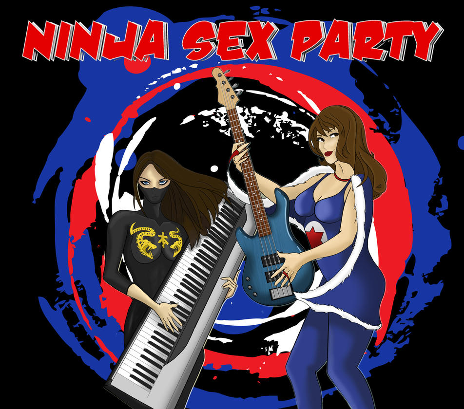ninja sex party tour dates