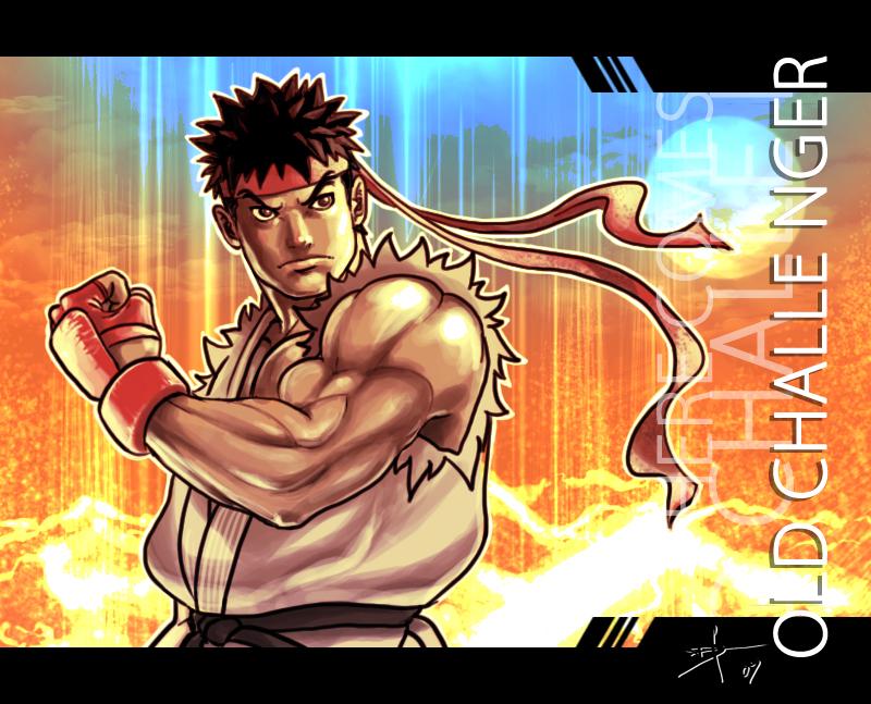 Old challenger by Makotsu