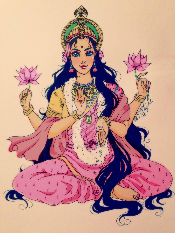 Lakshmi by xcupcakezx