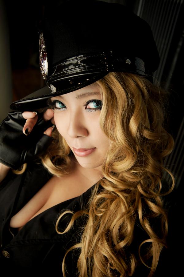 Bad cop by yoru0704