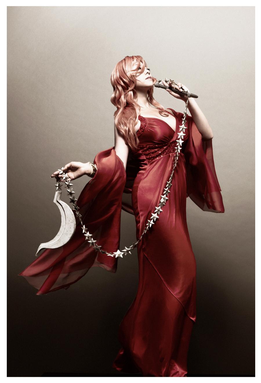 Sadistic witch by yoru0704