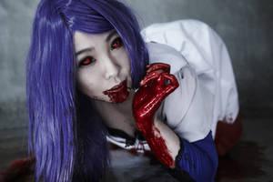 Tokyo Ghoul#2 by yoru0704