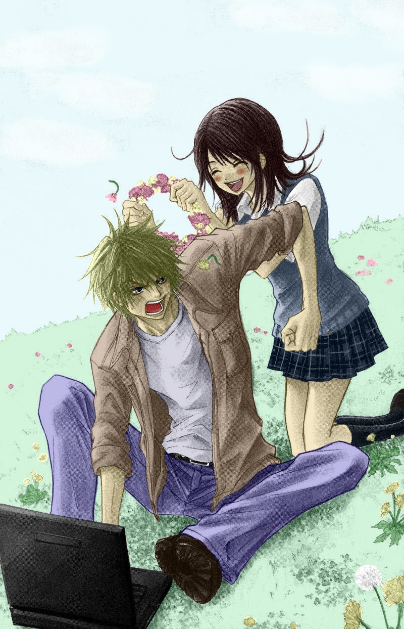dengeki daisy anime - photo #25