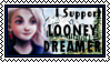 Looney Dreamer Support Stamp by Dygital-Gypsy