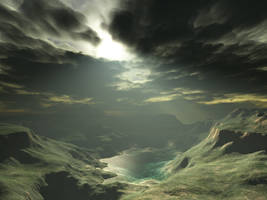 Terragen - Force Majeure by duris