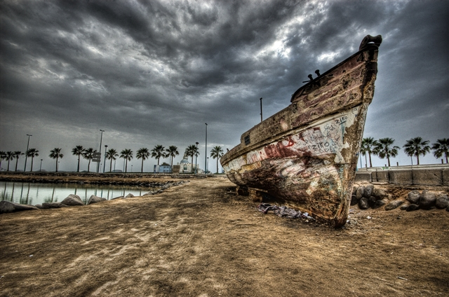 Lost - HDR by Ageel