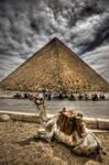 Pyramids 2 - HDR