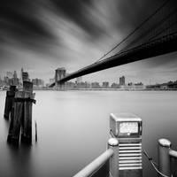 Brooklyn Bridge by Ageel