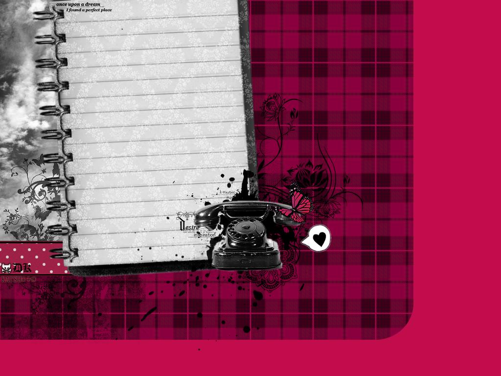 COLLAGEnotebook 3 by MsKatz