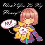Undertale - ''Won't You Be My Flowey?''