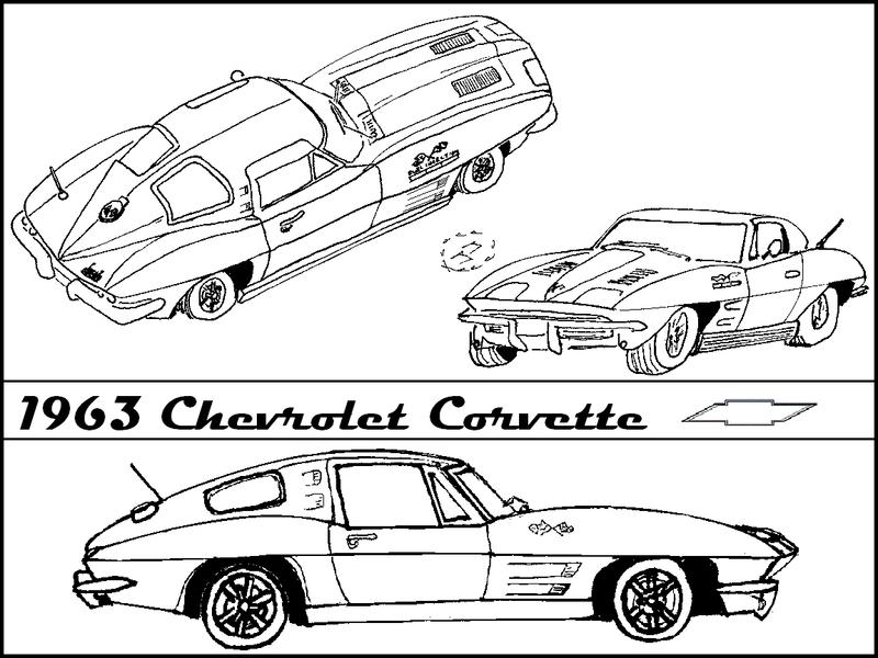 Corvette Sting Ray Wallpaper By Samblob On Deviantart