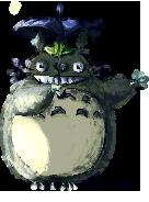 Totoro by KoLeSta