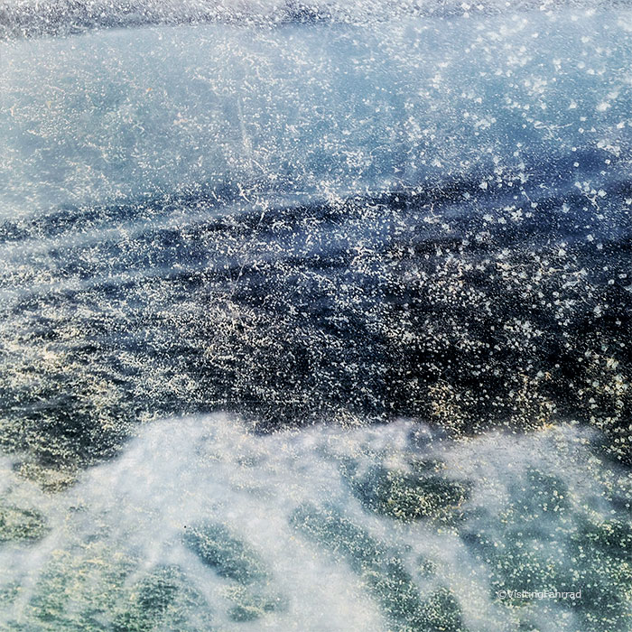 fragmentary blue by VisitingFahrrad