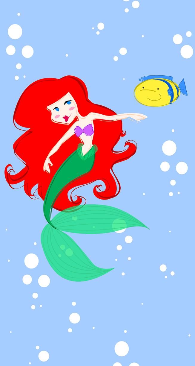 Ariel.1 by Ellie177