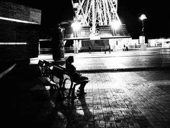 the wait and the wheel by dkstelo