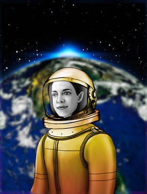 Space Nader by dkstelo