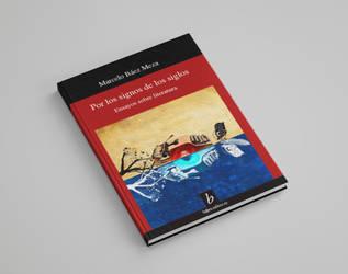 Book cover - Mockup: Por los signos de los siglos