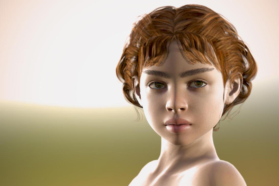 Hannah 2 by Bastino