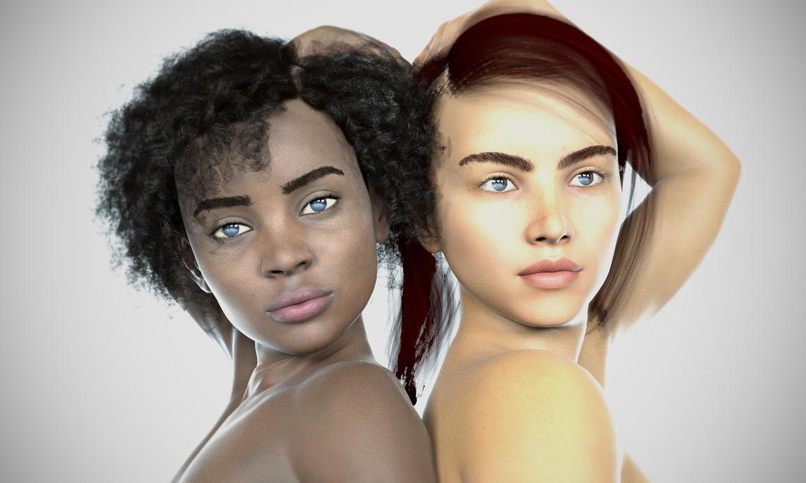 Lexi et Manon by Bastino