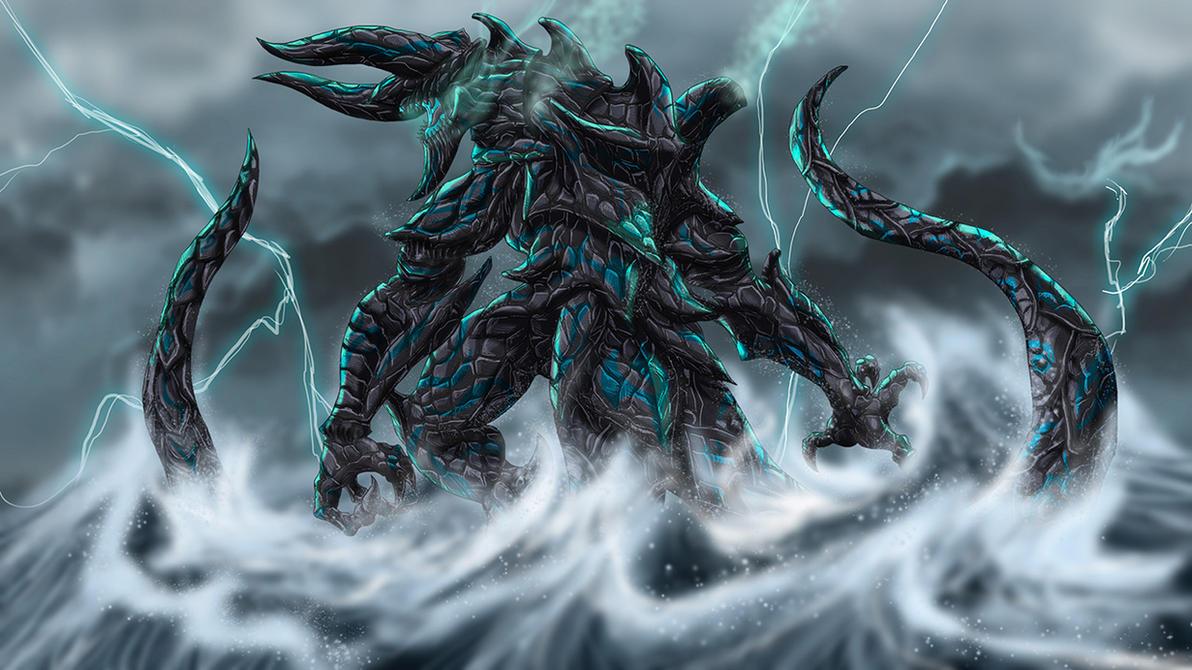 Kaiju Category 6 by conquerorsaint on DeviantArt