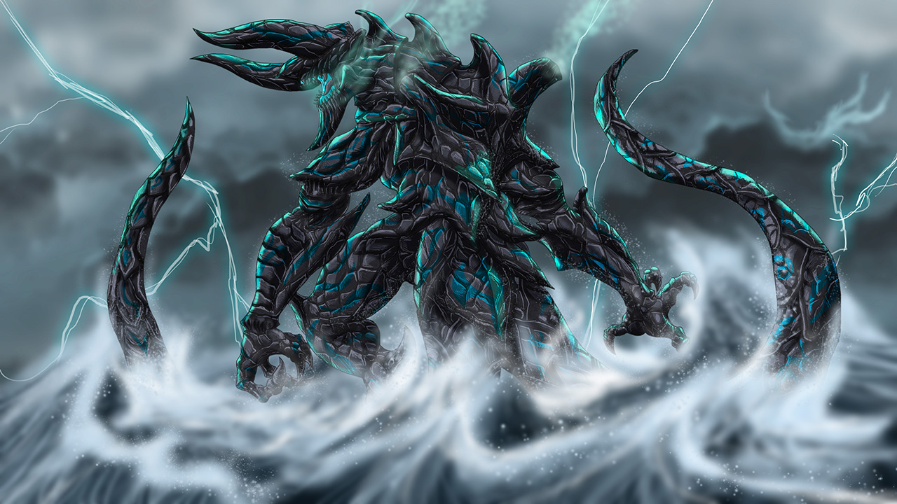 Game: Pick Holes in the Biology of Popular Alien Races ... Pacific Rim Kaiju Category 7