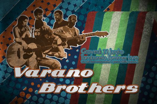 Varano brothers poster art