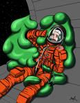 Commish - Aces Astronaut VS Blob