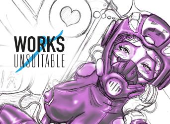 Works unsuitable by jarloworks