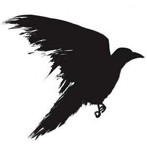 Crow Tattoo by Kagari-Z