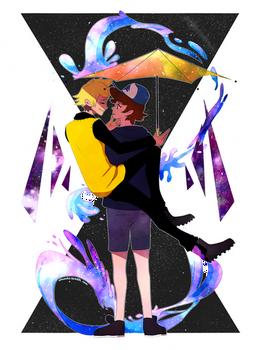 Gravity  [Bill x Dipper]